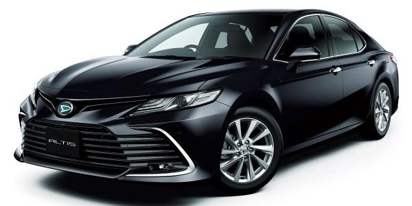 Daihatsu Perbarui Tampilan dan Fitur Keamanan Altis