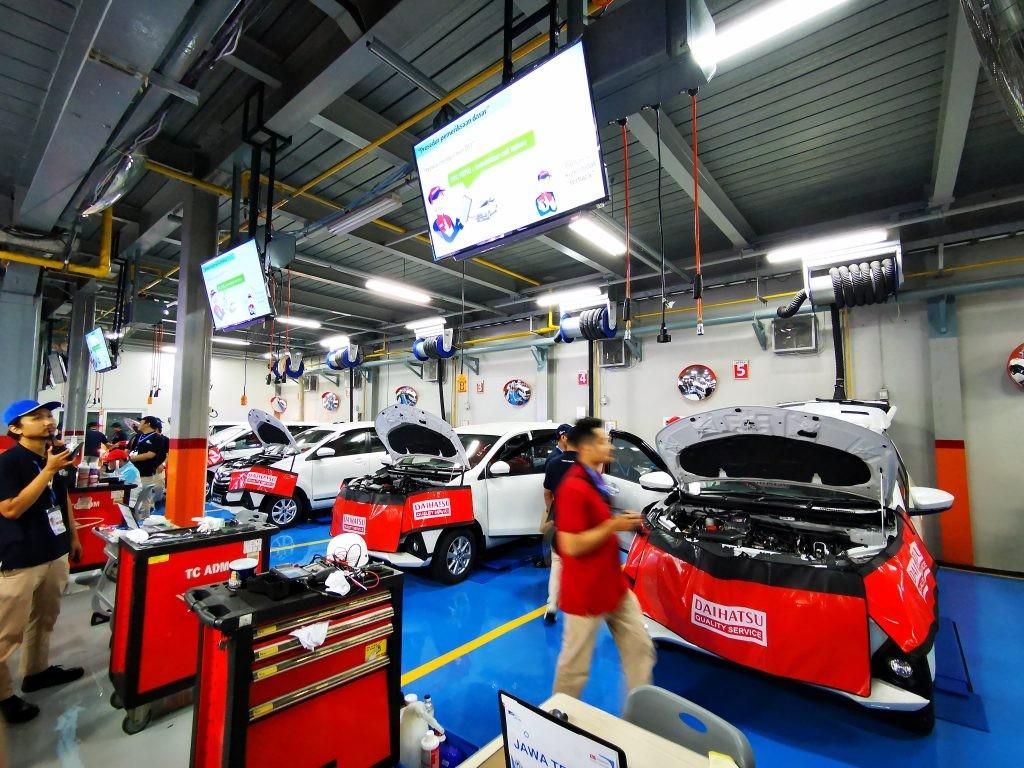 Peringati HUT Astra ke-64, Daihatsu Gelar Promo Servis Ekonomis