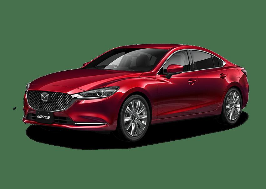 Mazda Sematkan Fitur Baru Untuk All New Mazda6 ELITE Sedan Dan All New Mazda6 ELITE Estate