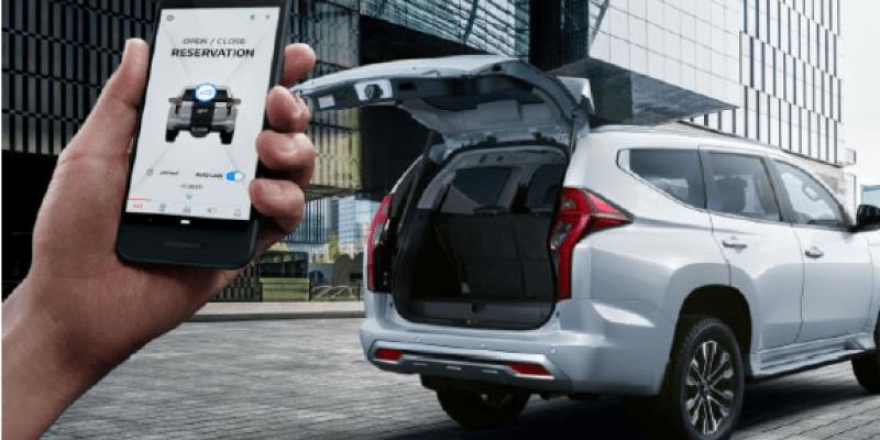 Manfaat Fitur Remote Control New Pajero Sport