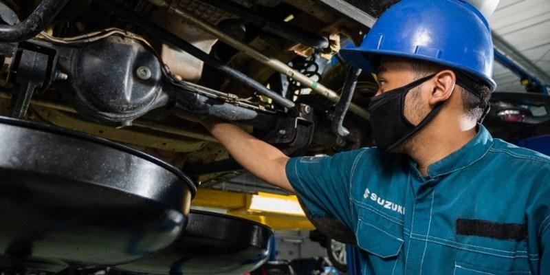 Suzuki Layani Pemeriksaan Kendaraan Gratis Bagi Kota Semarang