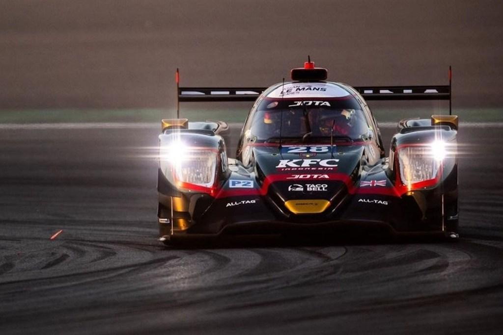 Sean Gelael Juara Race 4 Asian Le Mans Series Abu Dhabi
