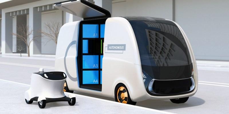 Goodyear Ventures Tanam Modal di Starship Technologies