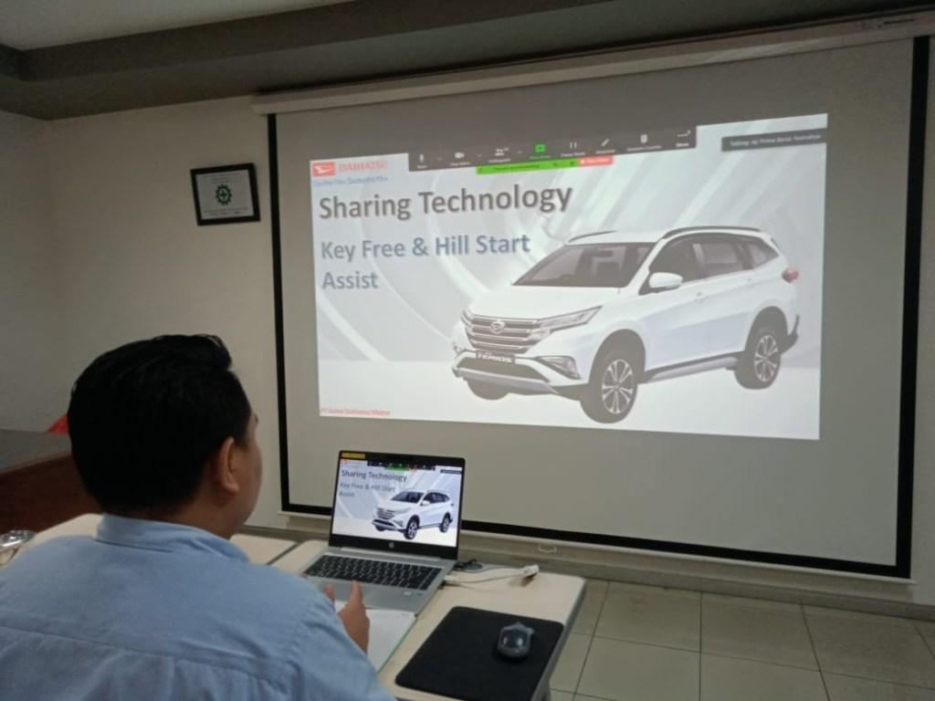 Daihatsu Gelar Pelatihan Online Bagi 100 Guru SMK Di Sumatra