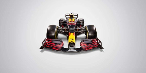 Red Bull Racing Ungkap Mobil Formula Terbarunya, RB16B