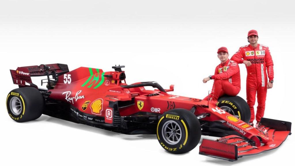 Ferrari FS21, Siap Taklukkan F1 2021