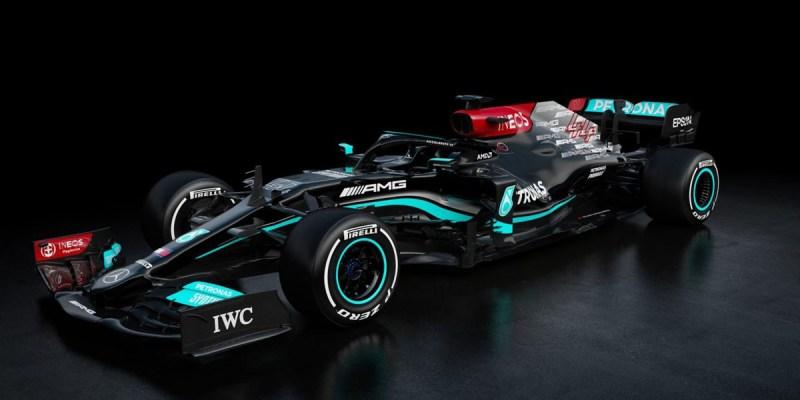Kenalkan W12, Mercedes-AMG Petronas Siap Amankan Gelar