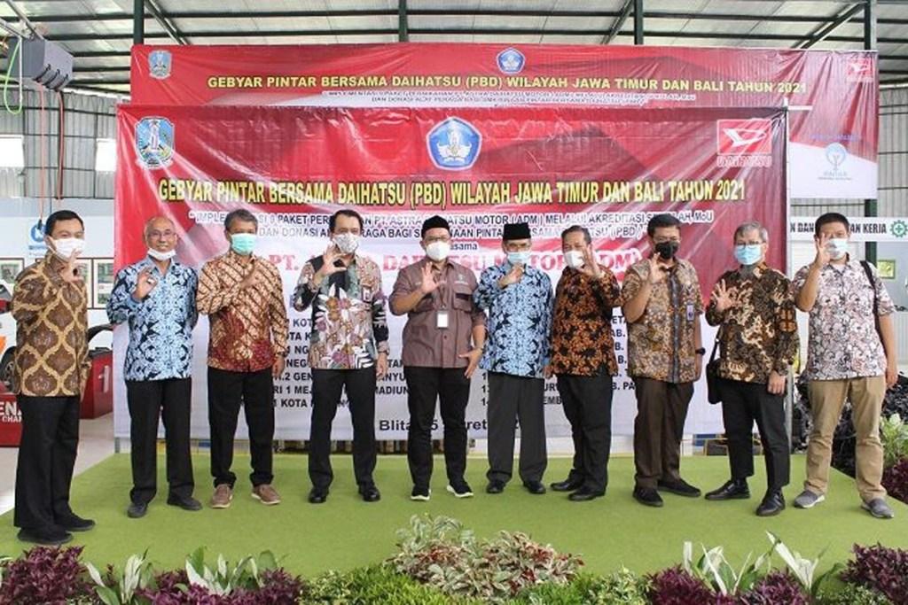 'Gebyar Pintar Bersama Daihatsu', Sasar SMK di Jawa Timur dan Bali