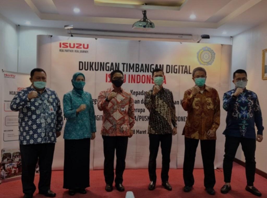 Isuzu Astra CSR, Dukung Kesuksesan Program Kesehatan Indonesia