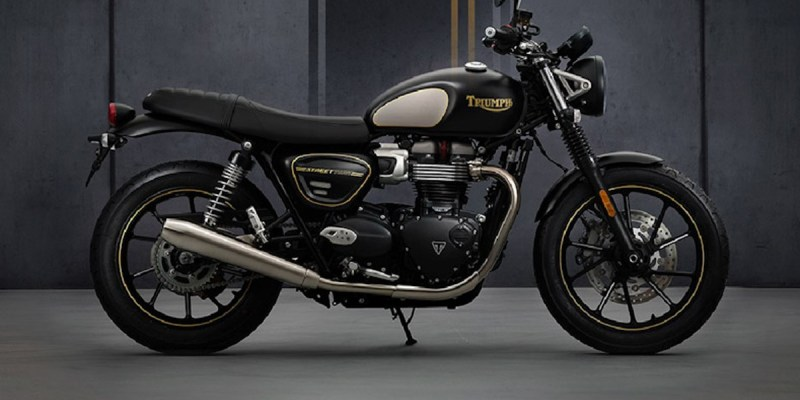 Triumph Street Twin Gold Line Limited Edition, Hanya 1000 Unit