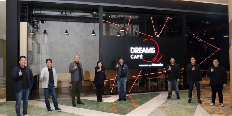 Dreams Cafe, Cafe Pertama Honda Di Dunia Untuk Pecinta Kopi