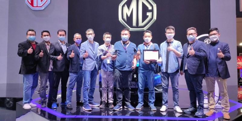 MG Nobatkan Andalan Sebagai the Best Dealer Partner