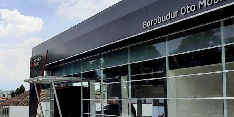 Borobudur Oto Mobil, Diler Mitsubishi Pertama di Wonosobo