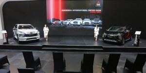 IIMS Hybrid 2021, MMKSI Targetkan Penjualan 600 Unit