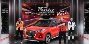 Daihatsu Rocky Resmi Meluncur, Targetkan Konsumen Para Kaum Muda