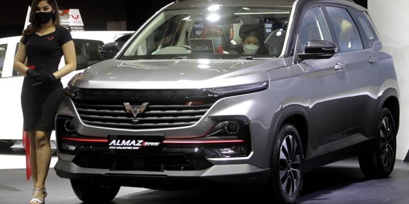 Almaz RS Raih Car of the Year 2021 dan Best of High SUV Gasoline