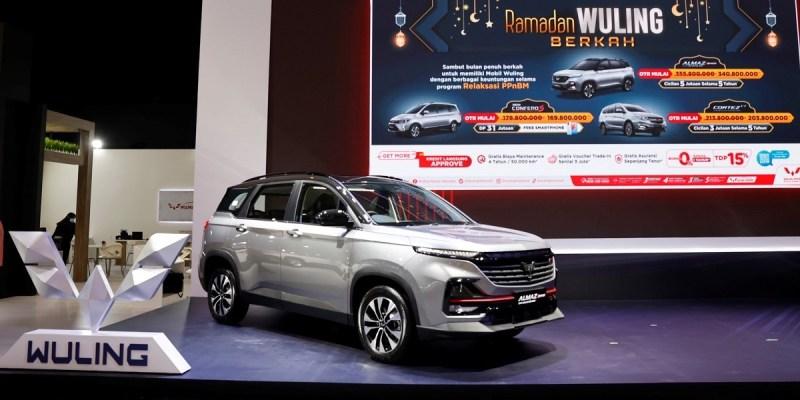 Ramadhan Wuling Berkah Hadir di IIMS Hybrid 2021