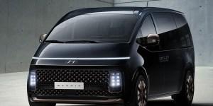 Hyundai Meluncurkan STARIA, MPV Masa Depan Untuk Purpose Built Vehicle