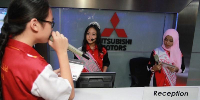 Mitsubishi di KidZania, Dukung Edukasi Otomotif Untuk Anak