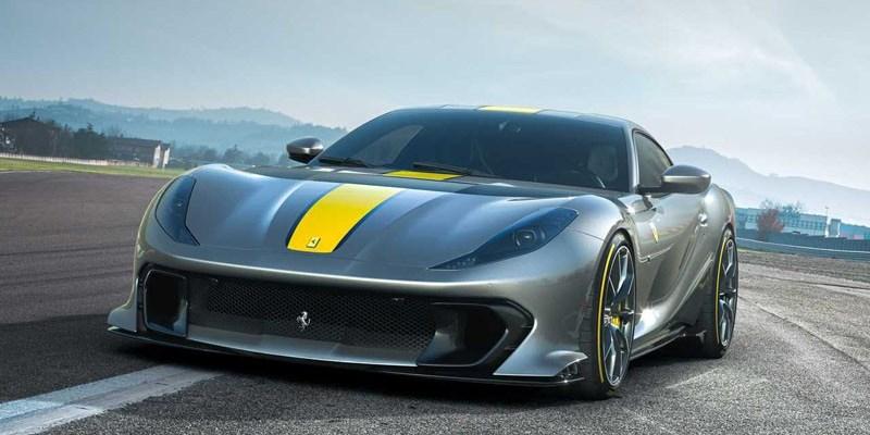 Ferrari 812 Competizione, Edisi Terbatas Dengan Harga Spesial