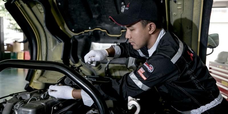 FUSO GAS POLL, Program Mitsubishi Fuso Dengan Dua Keuntungan