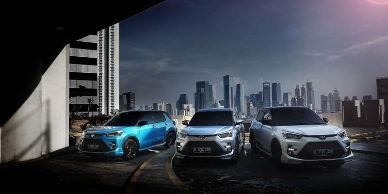 Baru Seminggu Meluncur, Toyota Raize Sudah Dipesan 1.269 Unit