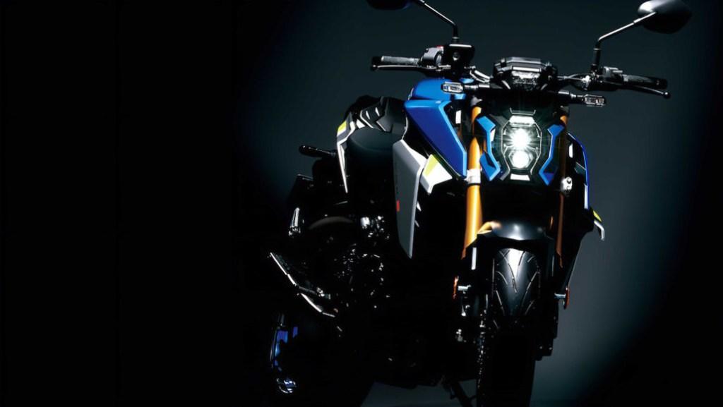 Suzuki GSX-S1000 'Web Edition', Hanya Lima Unit di Dunia