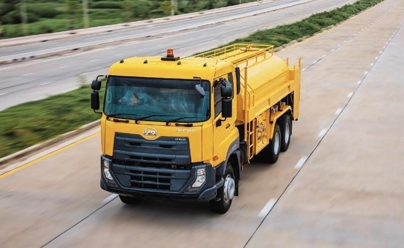 'Ultimate Dependability', Komitmen UD Truck Kurangi Emisi