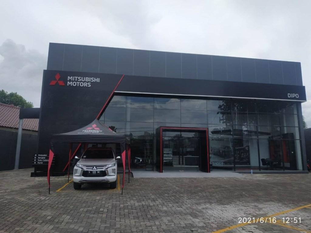 MMKSI Resmikan Dealer Resmi Mitsubishi Motors Baru Di Serang