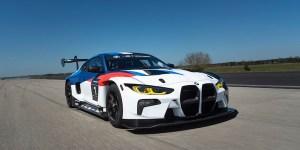 Resmi Diluncurkan, Segini Harga BMW M4 GT3