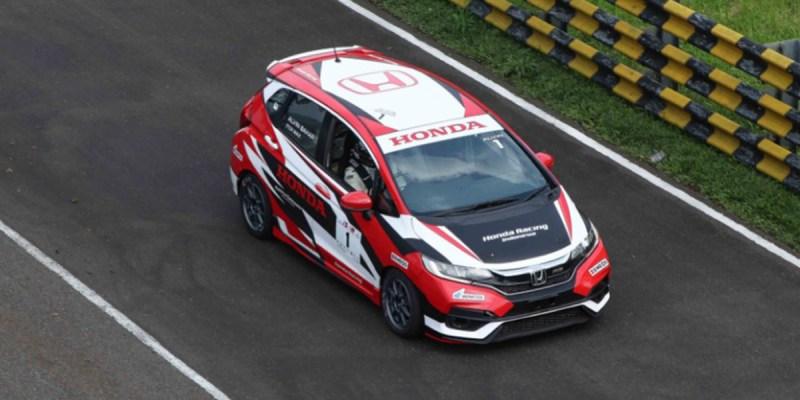 Alvin Bahar Juara ITCR Max 2021 Seri Kedua