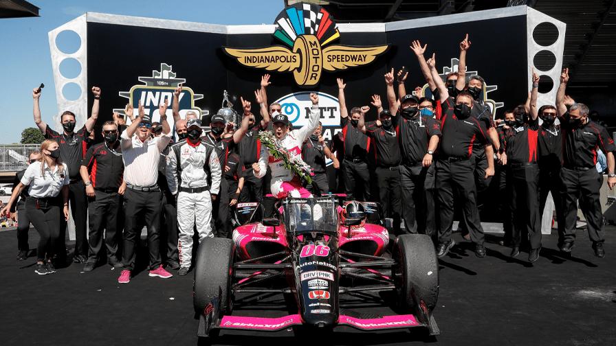 Honda Raih Kemenangan Di Ajang Balap Indy 500 2021