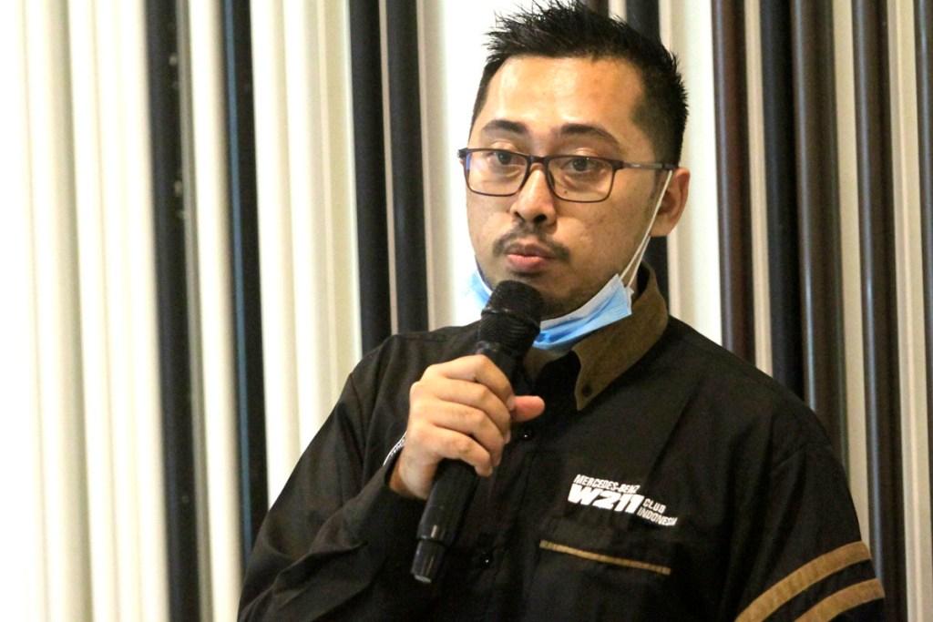 MB W211 CI Bekasi Chapter 'Tour de Yogyakarta'