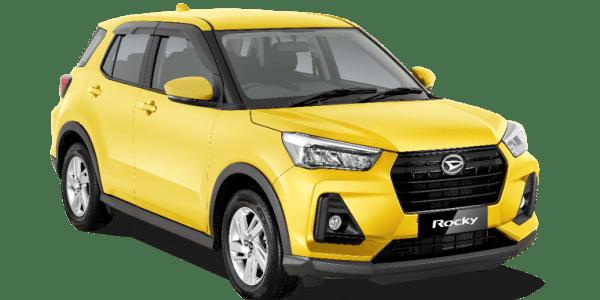 Penjualan Daihatsu Naik 37 Persen Berkat Relaksasi PPnBm