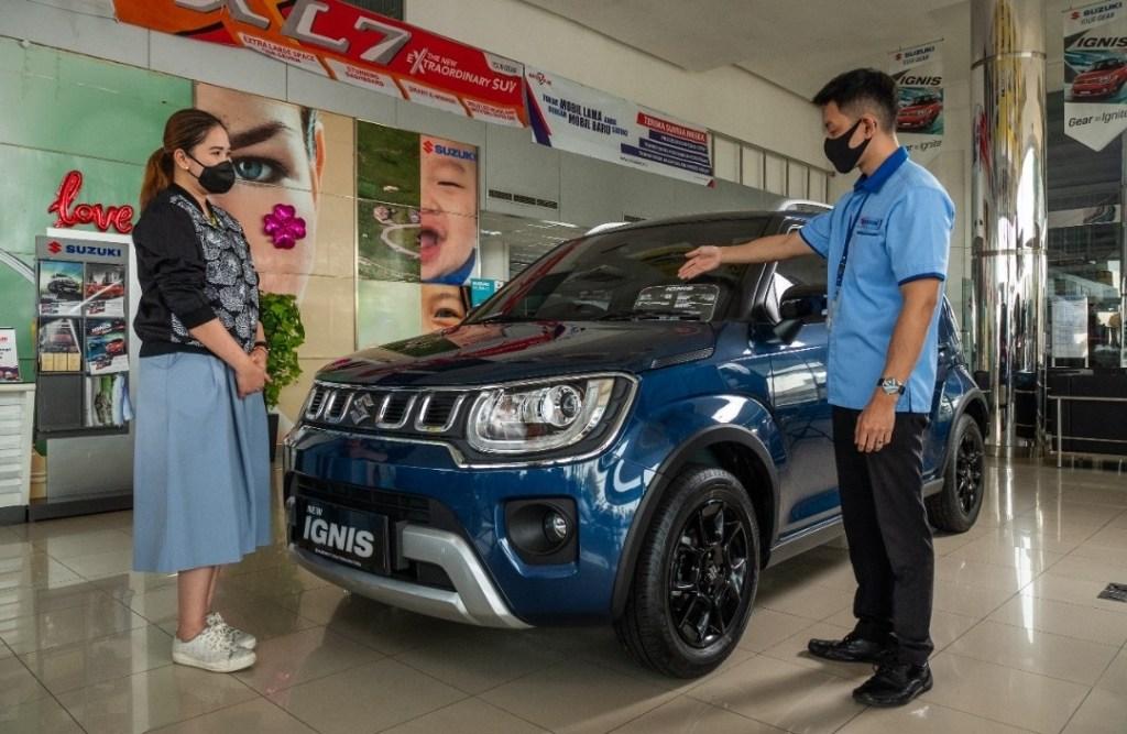 Peningkatan Pangsa Pasar Suzuki Finance Naik Hingga 5%