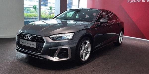 Dua Model Terbaru, Audi Luncurkan New A5 sportback Dan A5 Coupe Di Indonesia