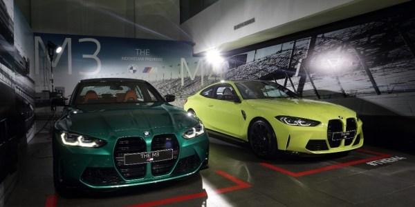 Resmi Diperkenalkan, BMW M3 dan BMW M4 Coupé Generasi Terbaru
