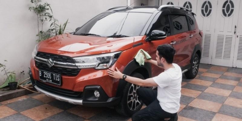 Tips Rawat Kondisi Mobil Selama WFH Ala Suzuki