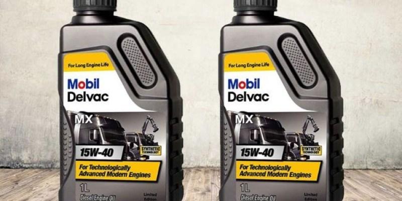 Delvac MX 15W40 Limited Edition, Untuk Kendaraan Bermesin Diesel