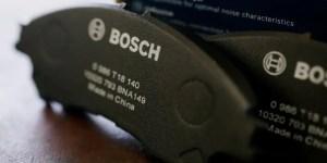 Bosch Pasarkan Kampas Rem Berbahan Non Asbestos