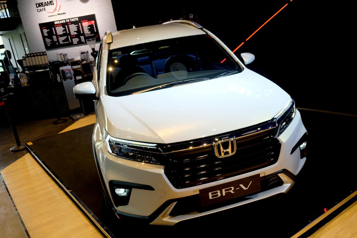 Hadir di Dreams Cafe, Ini Spesifikasi Lengkap All New Honda BR-V