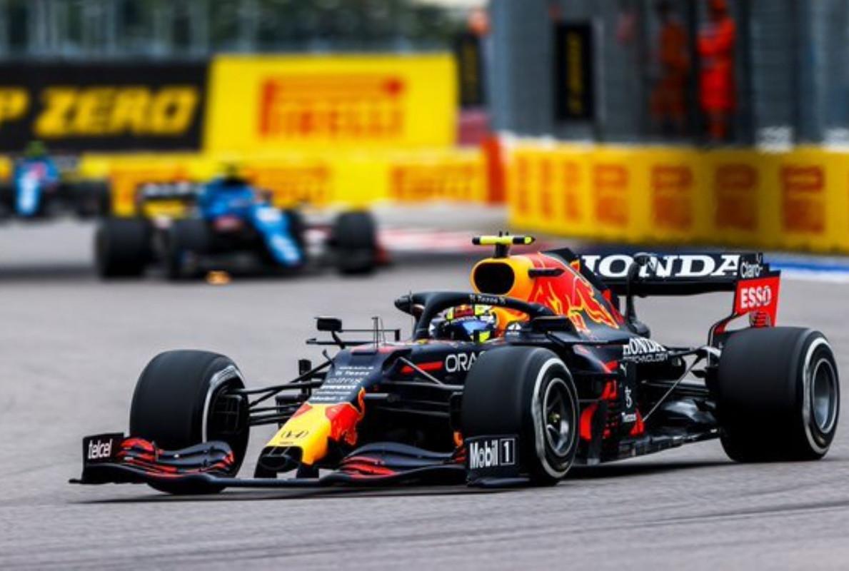 Start Terakhir, Max Verstappen Mampu Podium Kedua di F1 Rusia