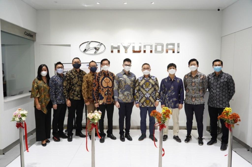 Showroom Hyundai City Store Pondok Indah Resmi Dibuka
