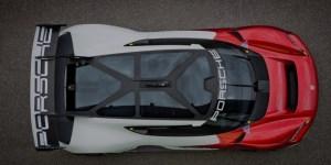 Mission R, Porsche Balap Listrik Bertenaga 1.000 Hp