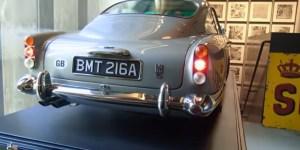 Aston Martin DB5 James Bond Versi Mainan, Hanya Ada 27 Unit
