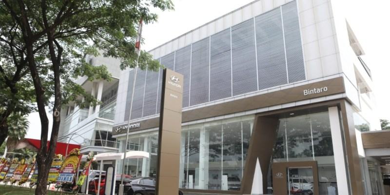 Terus Perluas Jaringan, Hyundai Resmikan Dealer Terbaru Di Bintaro