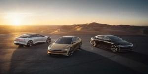 DreamDrive, Sistem Otonom Lucid Saingan Tesla Autopilot