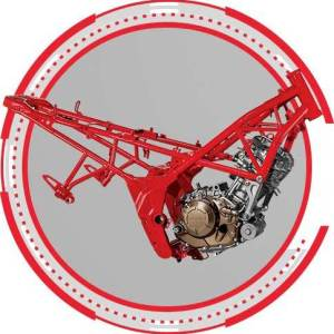 Trussframe-teralis-merah-cb150r-se