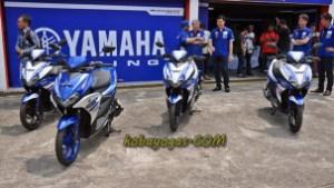 Yamaha Aerox 125LC Sentul launching 2016 otoborn