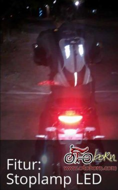 honda all new cb150r led 02a